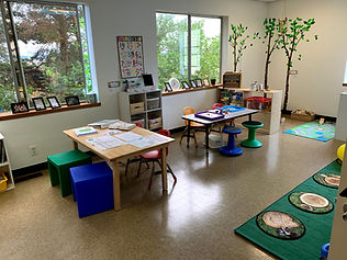 West Seattle Preschool Classroom