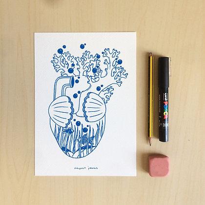 Sea Heart