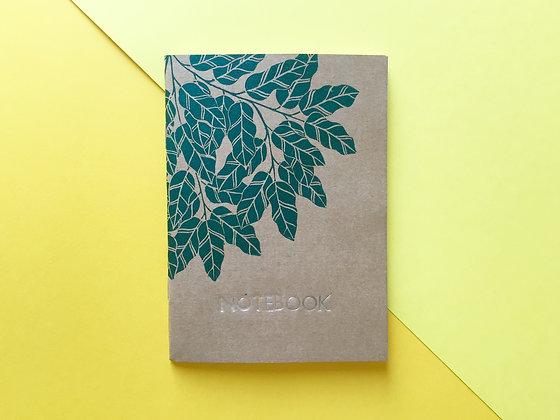 Libreta hojas