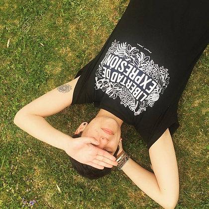 """Camiseta """"Libertad de expresión"""""""