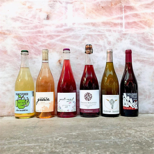 Natural Wine 6 Pack