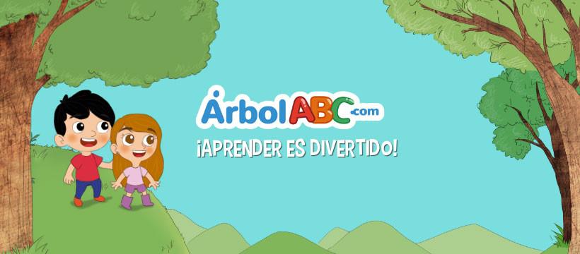 Árbol ABC es un portal educativo para niños 3 a 10  años que aborda el aprendizaje a través de juegos educativos y es la creación de Paola Artmann, mamá y pedagoga con máster en educación primaria.