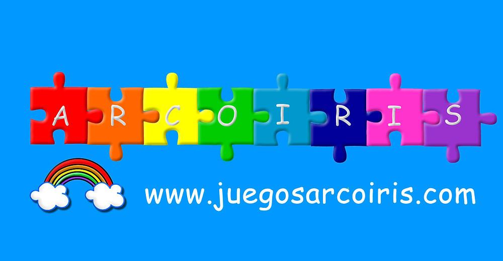 Arcoiris, juegos educativos online en español, cuentos no sexistas, ecológicos y más, aprende mientras juegas.
