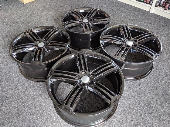 """19"""" VW Talladega Style Alloy Wheels 5X112"""