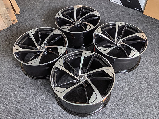 """19"""" RS5 Style Alloy Wheels 5X112"""