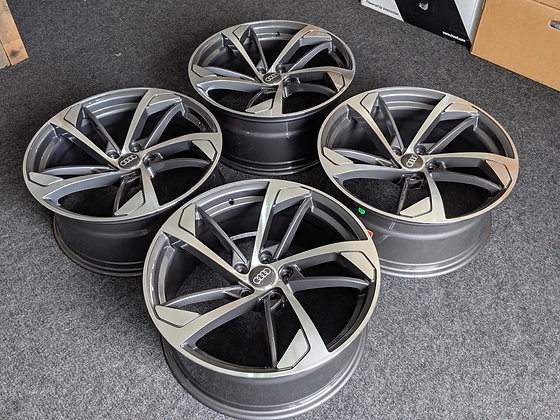 "19"" RS5 Style Alloy Wheels 5X112"
