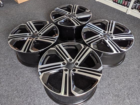 """19"""" VW Golf 400R Alloy Wheels 5X112"""