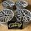 "Thumbnail: 20"" INOVIT BLITZ Alloy Wheels & Tyres 5X120 Staggered"