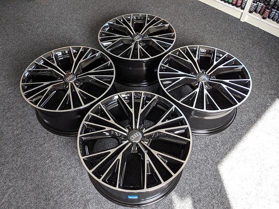 """19"""" Audi Sline Style Alloy wheels 5X112"""