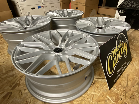 "20"" INOVIT BLITZ Alloy Wheels & Tyres 5X120 Staggered"