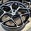 "Thumbnail: 20"" Riviera Victus Alloy Wheels 5X120"