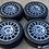 """Thumbnail: 18"""" Ford Transit Connect MSRT Style Alloy Wheels & Tyres 5X108"""
