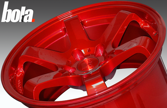 "18"" B1 Candy Red"