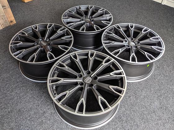"19"" Audi S-Line Style Alloy wheels 5X112"