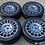"""Thumbnail: 18"""" Ford Transit Custom MSRT Style Alloy Wheels & Tyres 5X160"""
