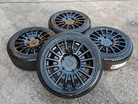 "18"" Ford Transit MSRT Style Alloy Wheels"