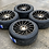 "Thumbnail: 19"" Riviera RV135 Alloy Wheels & Tyres 5X120"