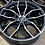"""Thumbnail: 18"""" LMR Penta Alloy Wheels 5X120"""