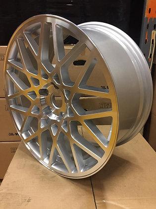 "19"" Mesh Design Alloy Wheels & Tyres 5X112"