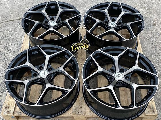 "20"" Riviera Victus Alloy Wheels 5X120"