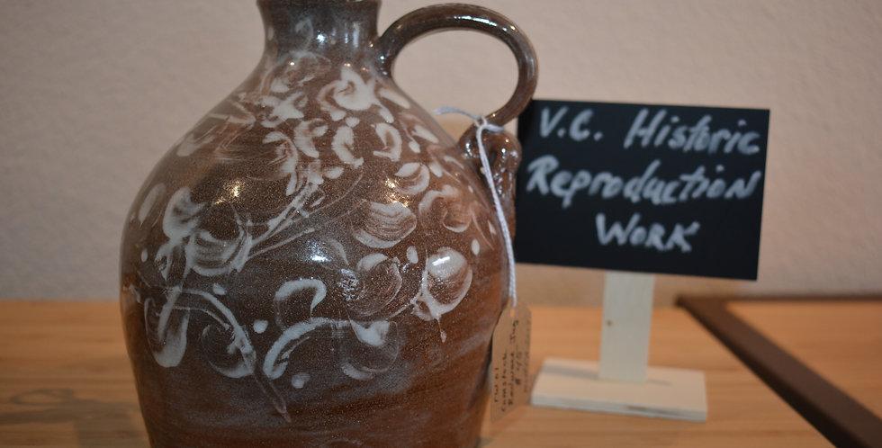 Classic reproduction jug