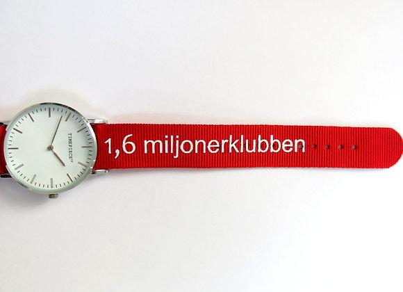 1,6 miljonerklubben - Band
