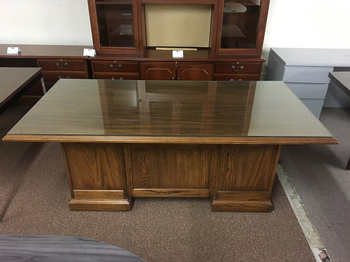 Solid Walnut Desk