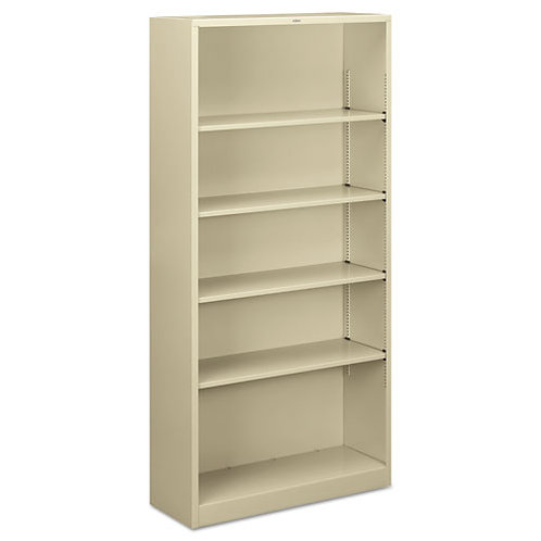 Used hon bookcase, 5 shelf