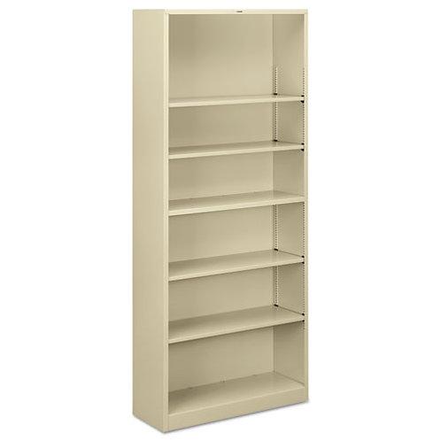 Used hon bookcase, 6 shelf