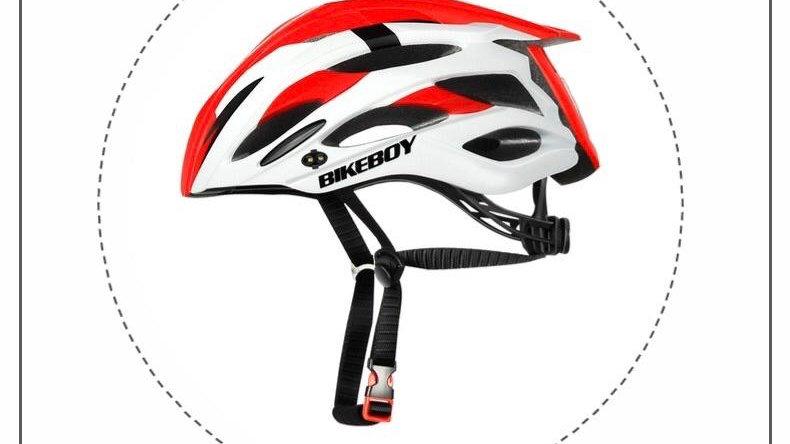 Bike boy helmets
