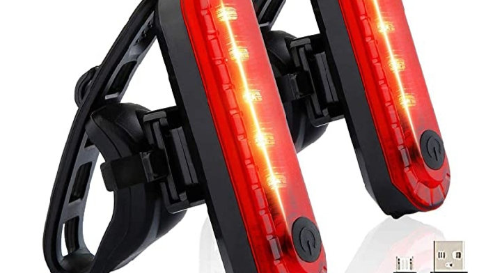 Volcano Eye Rear Bike light