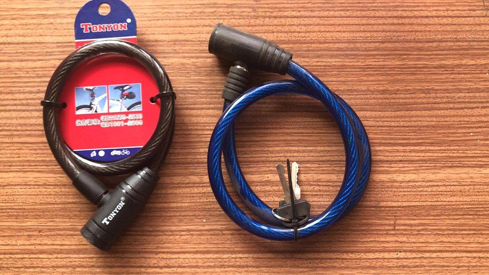 Simple bike lock