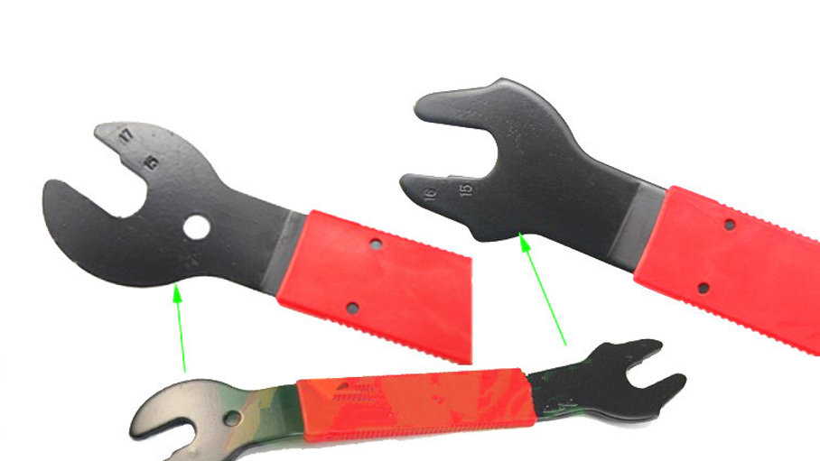 Pedal Wrench Spanner (15mm/16mm/17mm )