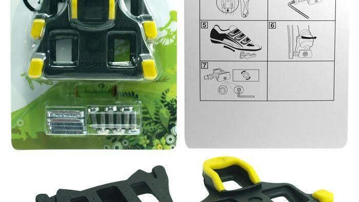 Road Bike Self Locking Cleats