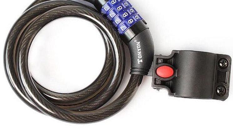 Bike Lock (with Combination Lock)