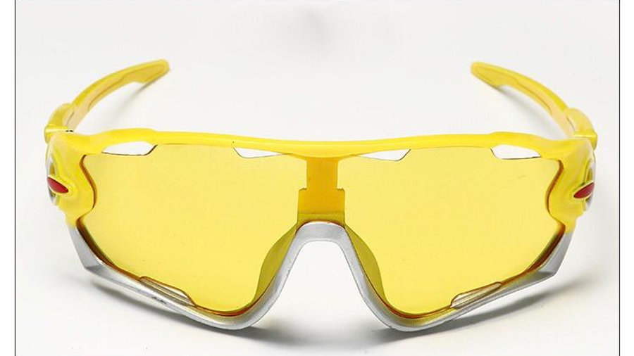 Rimmed Cycling glasses (Robesbon)