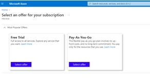 Azure Cloud: Subscription Vs Account