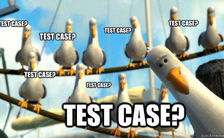"What is a ""Test case"" in software testing?"