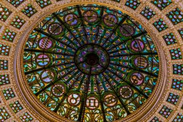 Chicago Cultural Center, Chicago IL USA