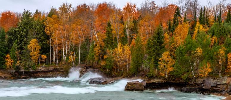 Lake Superior, AuTrain, MI USA