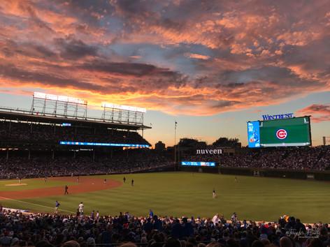 Wrigley Field, Chicago, IL USA