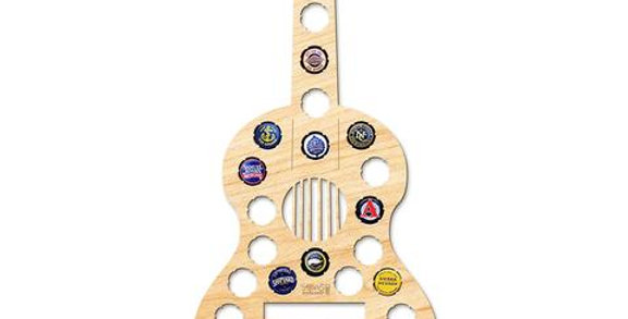 Acoustic Guitar Beer Cap