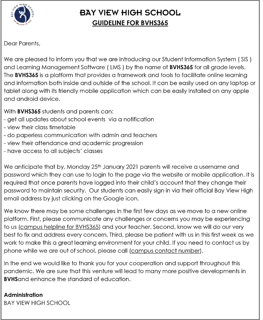BVHS365 Letter to the Parents.jpg