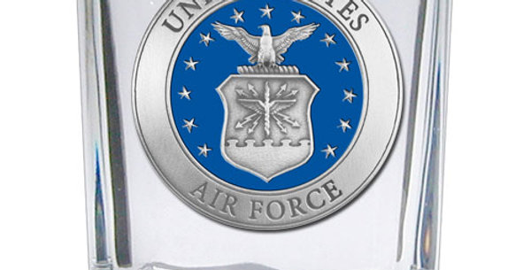 Shot Glass Air Force