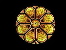 St. Mary's Rose Window