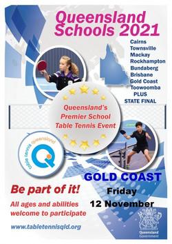 QLD Schools Championships 2021