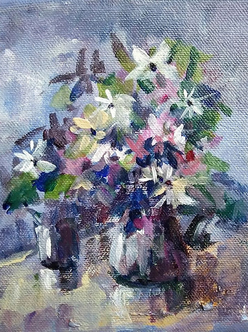 Still Life by Linda Zelin