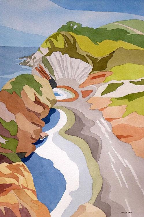 The Hole Dorset by Linda Traverse Smith