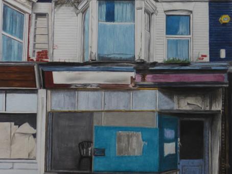 Trinity Buoy Drawing Prize – Elizabeth Nast ASWA Selected
