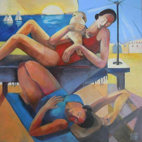 Warm Bodies by Angela Brittain